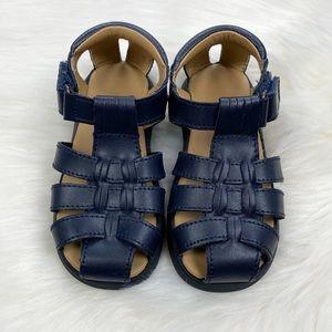 Scott David Toddler Boys Sailor Cabana Sandals